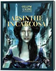 The Yellow King RPG Absinthe In Carcosa