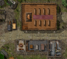 Load image into Gallery viewer, 13th Age RPG Fire & Faith Map Folio: Battle Scenes for Four Icons