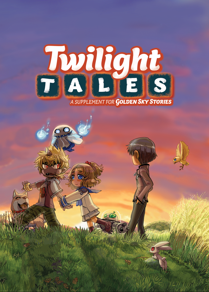 Golden Sky Stories: Heart-Warming Role-Playing Twilight Tales