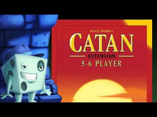 Load and play video in Gallery viewer, Catan 5-6 Player Extension