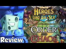 Load and play video in Gallery viewer, Heroes of Land, Air & Sea: Order and Chaos Expansion