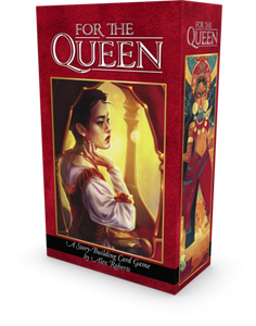 For The Queen Card Game RPG