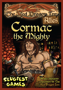 Red Dragon Inn: Allies - Cormac the Mighty Expansion