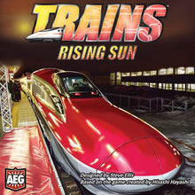 Load image into Gallery viewer, Trains: Rising Sun