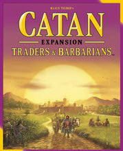 Load image into Gallery viewer, Catan: Traders and Barbarians Expansion