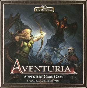 The Dark Eye: Aventuria Adventure Card Game Base Set (Revised 2nd Printing)