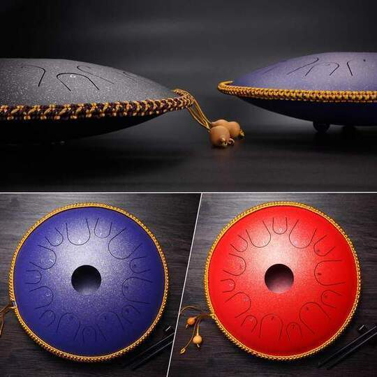 Steel Tongue Drum - Free Shipping Worldwide