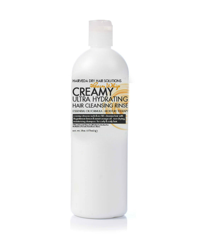 HairVeda - CREAMY HAIR CLEANSING RINSE