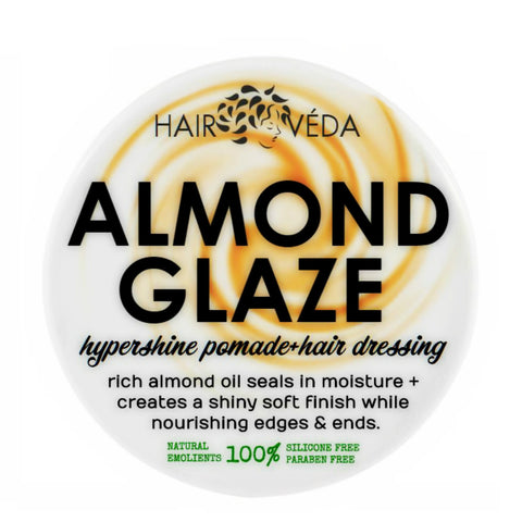 HairVeda - Almond Glaze Grease Pomade