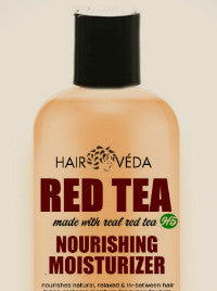 HairVeda - Red Tea Satin Moisturizer