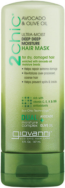 Giovanni Cosmetics - 2Chic Avocado & Olive Oil Mask