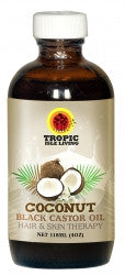 Tropic Isle Living - Coconut Jamaican Black Castor Oil