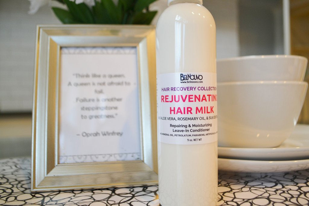BelNouvo - Rejuvenating Hair Milk