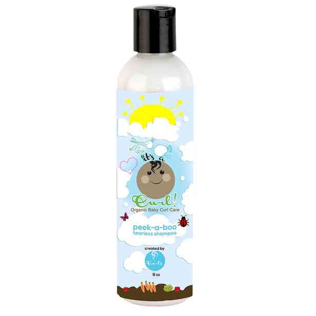 It's a Curl - Peek-A-Boo - Tearless Baby Shampoo