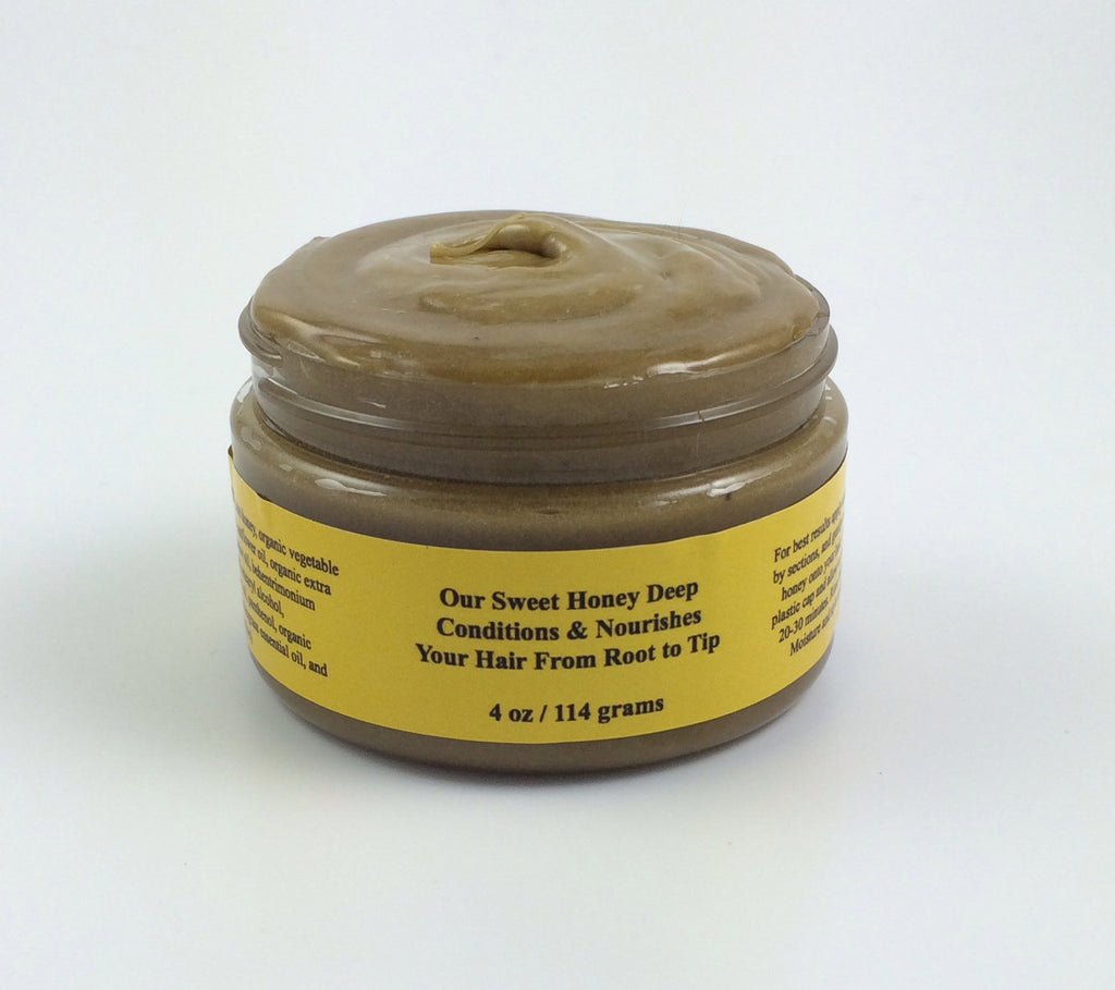Henna Sooq - Sweet Honey Enriching Hair Nourisher