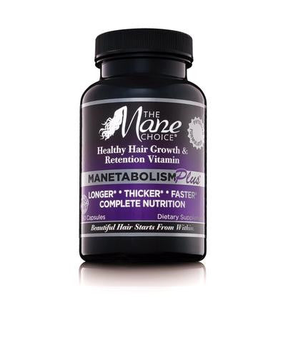 The Mane Choice - MANETABOLISM PLUS VITAMINS (GMO FREE)