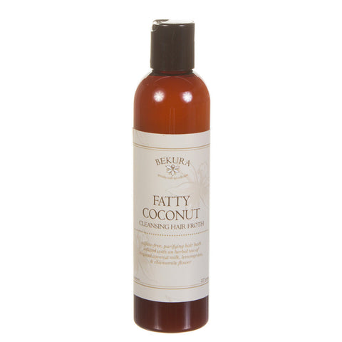Bekura - FATTY COCONUT CLEANSING HAIR FROTH