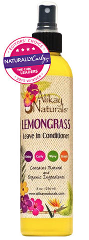 Alikay Naturals - Lemongrass Leave In Conditioner