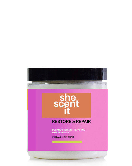 Shescentit - RESTORE & REPAIR HAIR MASK