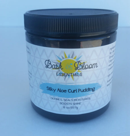 Bask & Bloom - Silky Aloe Curl Pudding
