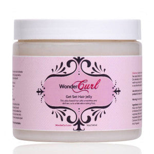 Wonder Curl - GET SET HAIR JELLY - 8 oz