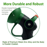 H2O WORKS Garden Hose Nozzle Thumb Control