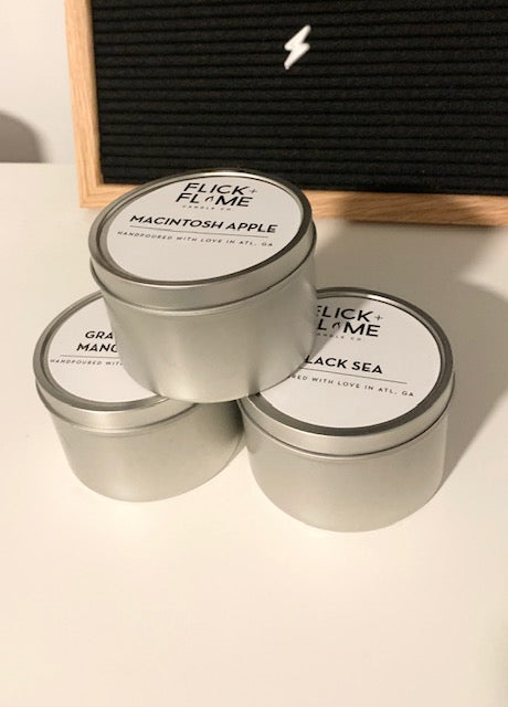 8oz Candle Tin