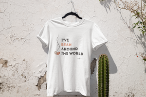 Open image in slideshow, T-SHIRTS - I've Bean Around the World