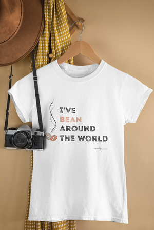 Open image in slideshow, TEES - I've Bean Around the World