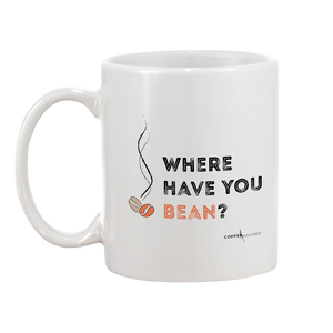 Open image in slideshow, MUG - Where Have You Bean?