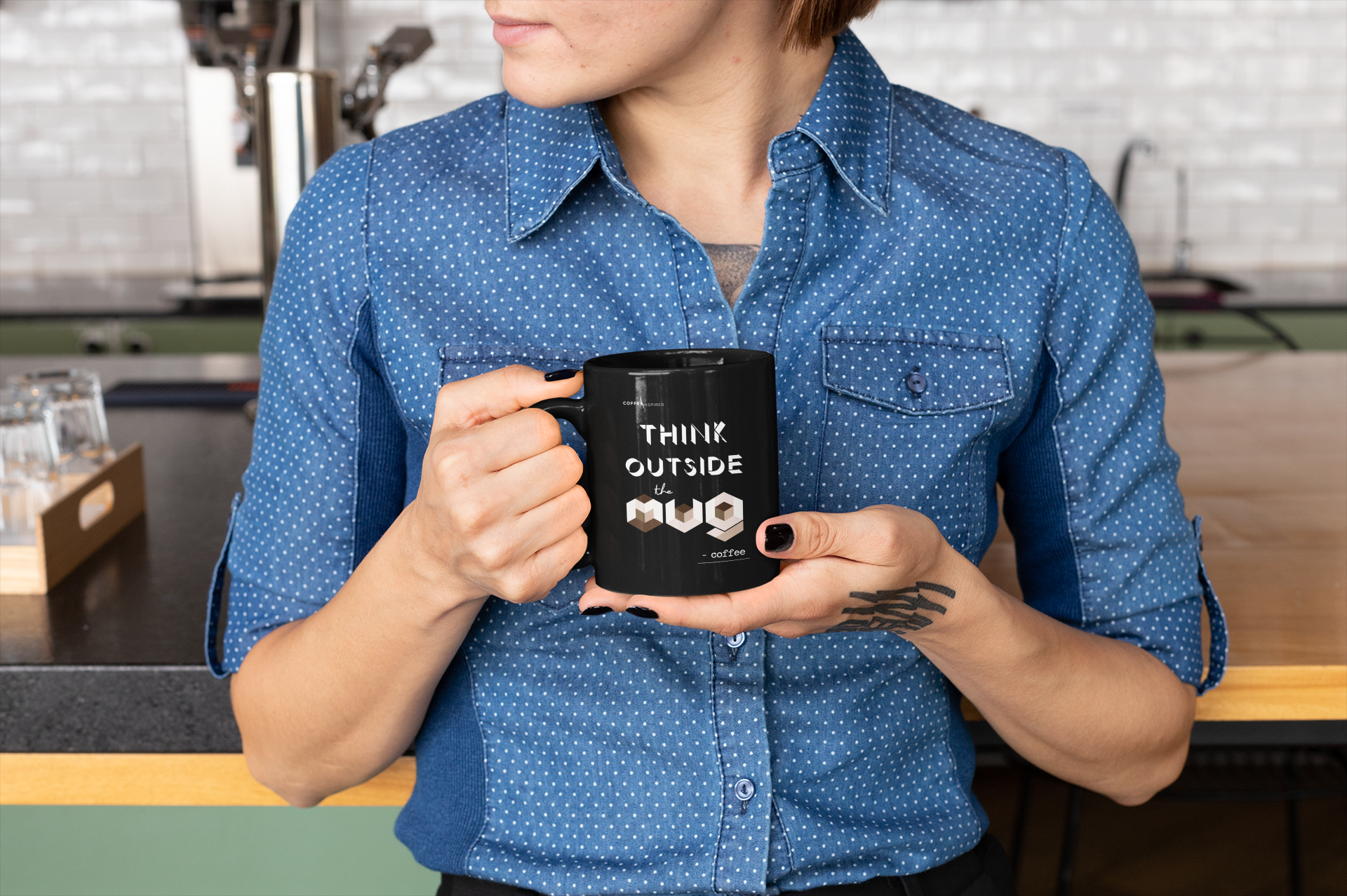 MUG - Think Outside The Mug