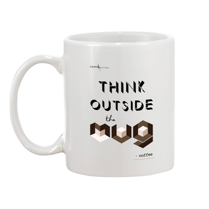 Open image in slideshow, MUG - Think Outside The Mug