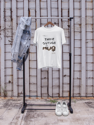 Open image in slideshow, T-SHIRTS - Think Outside the Mug