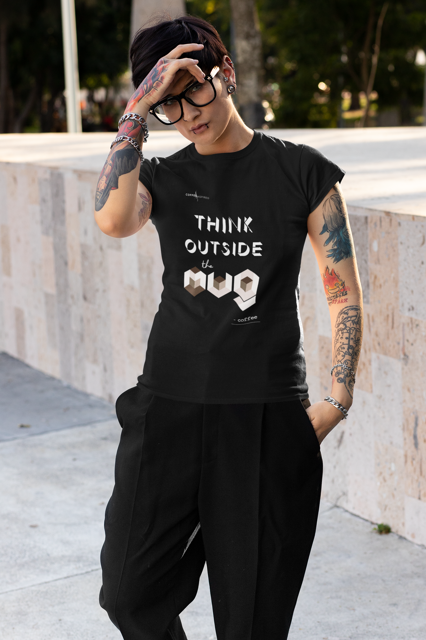 TEES - Think Outside the Mug