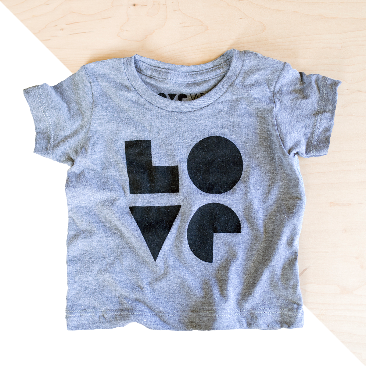 The Love Tee (Baby + Kids)