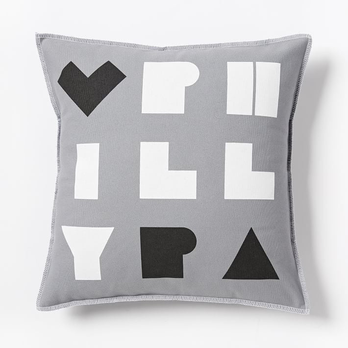 Love Philly Pillow Cover