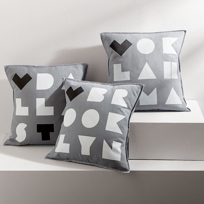 Love Brooklyn Pillow Cover