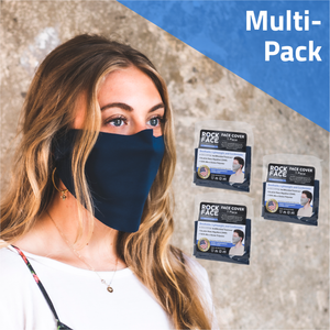 Advanced Face Cover Multipack - 3, 5 & 10 Count - RockFace USA