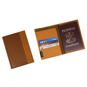 Kanna Passport Sleeve - Brown