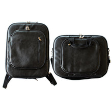 Load image into Gallery viewer, Kurve Laptop Bag - Black