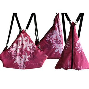Tupi Foldable Bag - Sampaguita