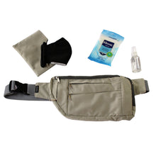 Load image into Gallery viewer, Warrior Essentials Bag - Gray