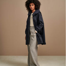 Load image into Gallery viewer, Bellerose LAOS Parka Coat Navy