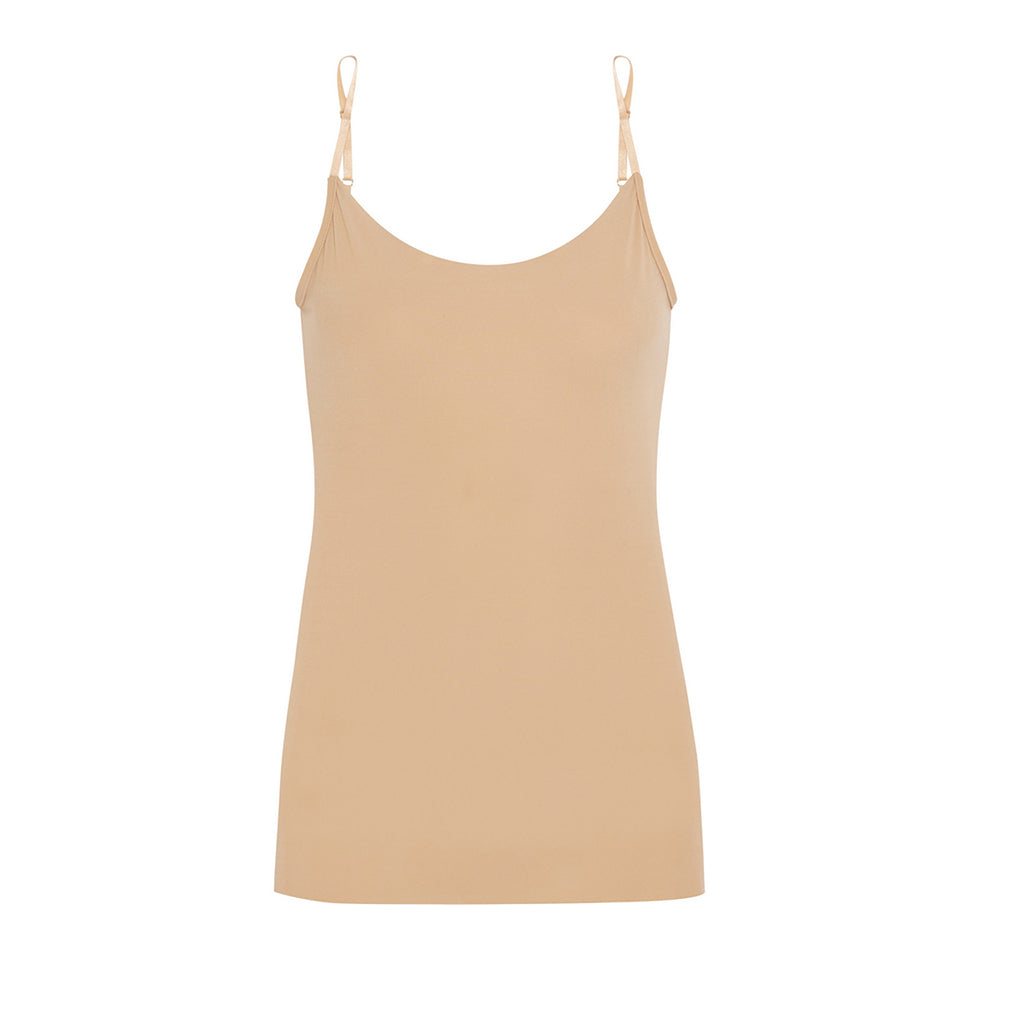 commando whisper weight camisole true nude