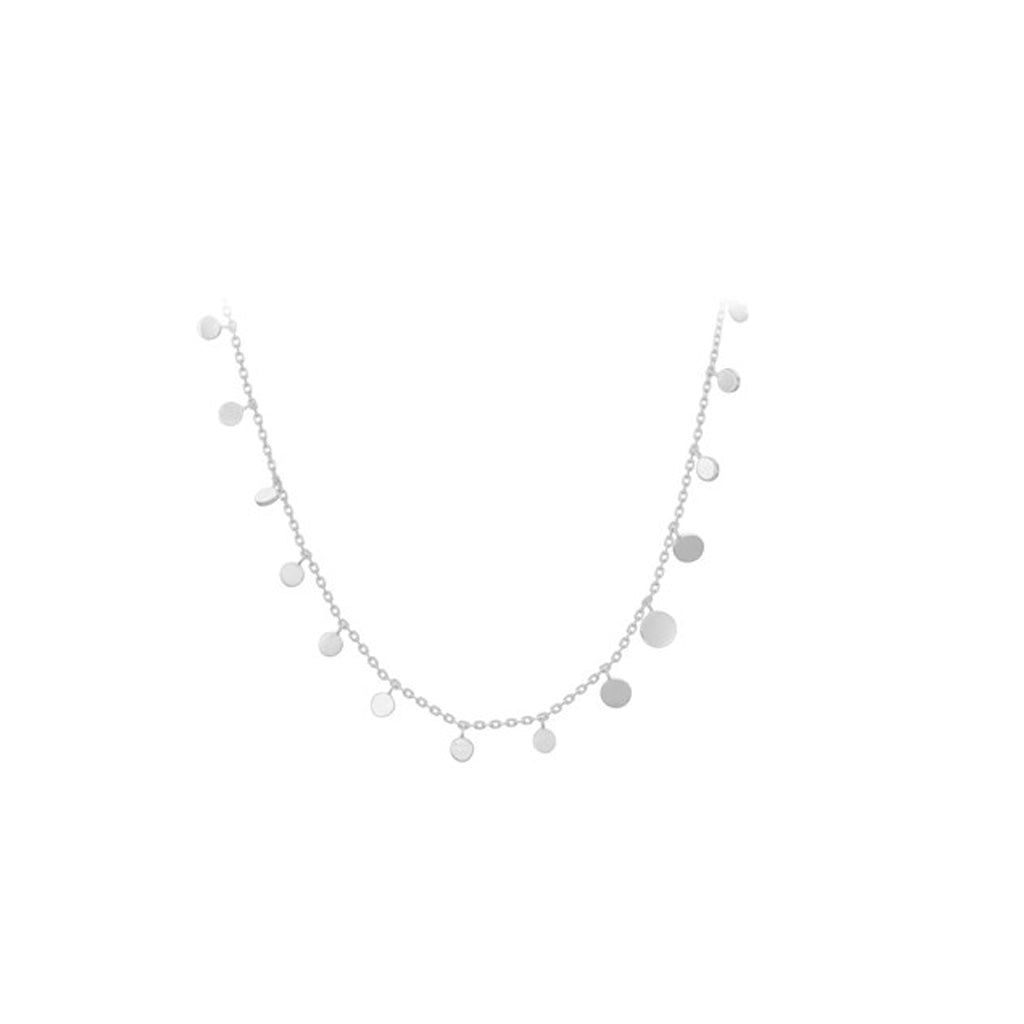 Pernille Corydon Sheen Necklace Sterling Silver