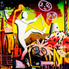 Kostabi - Celebration of one - Modern Art - Print
