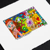 I Know A Secret - Rizzi - Lithograph - Art - Print