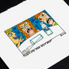 Don't Cry Over Spilt Milk - Rizzi - Lithograph - Art - Print