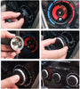 VW Air Con Knobs