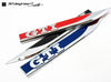 Oettinger GTI Emblem/Sticker